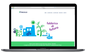 triciclo, web site