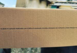 la filippa scatola packaging dettaglio