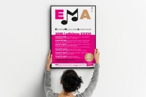 Ema, poster