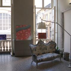 FRAMMENTI DI APPOGGIO, 21 giugno 2018, mostra delle opere di Simon Claviére-Schiele