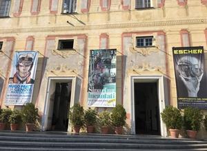 Luzzati, banner Ducale